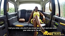 Fake Taxi Lovely ebony beauty Lola Marie emptie...