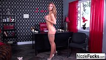 Nicole Aniston teases you Vorschaubild