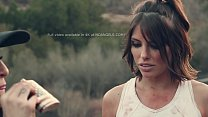 Playmate Cuties Adriana Chechik and Kissa Sins on a Magical Rainy Camping Trip Image