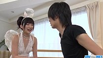 Superb POV cock sucking moments with Maria Koto...