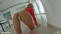 Image: Christen Courtney in hardcore gonzo anal scene by Ass Traffic