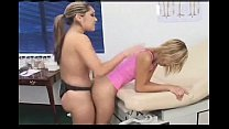 Kat Assfucked  By Her Sexy Lesbian Nurse