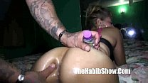 Puerto Rican Tattooo Man gets it with Rican MILF p1