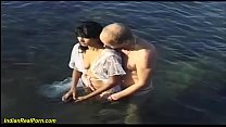 real indian teen sex in the ocean thumbnail