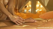 Erotic Massage Blonde Loves To Touch