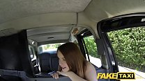 Fake Taxi Redhead gets dirty with future sugar daddy thumbnail