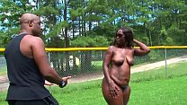 Thick Black MILF vs BBC Rock