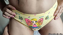 Uncle Look At The New Princess Panties That They Bought Me - My Niece is Very Innocent and Beautiful at the Same Time