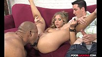 Cuck witness his wife Chastity Lynn banging a BBC