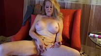 Kristyna Dark's Masturbation With Beads Play