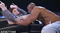 ADULT TIME Tiny Lola Fae Squirts on BBC & Takes...