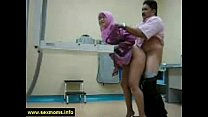 cute muslim amateur takes a good fucking everyw...