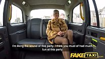 Fake Taxi Russian short haired tattooed squirti...