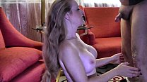 Kristyna Dark's Slow Easy Blow Job