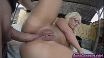 Horny Blondie Fesser needed some cock to fuck porn thumbnail
