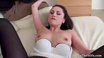 Horny Wife Kris hley Swoon Rides A Fat Dick s A Fat Dick