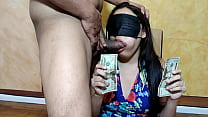 My Stepdaughter Wants Money She Has To Complete The Lollipop In Her Mouth Game - My Stepdad Tricked Me To Put His Cock In My Mouth