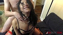 Latina Slut KittyJ Anal Destruction