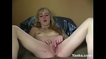 Yanks Blonde Indica Masturbating thumbnail