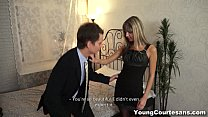 Dressed youporn up Gina Gerson for xvideos a cl... Thumbnail