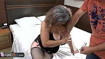 Agedlove granny banged doggystyle Preview