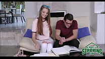 Step Sister Avery Adair Seduces Nerdy Brother thumbnail