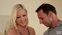DDFNetwork - Vicktoria Redd Offers 3some Douple Penetration To Shy Guy Thumbnail
