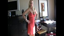 MILF Tabitha jerk off instructions taboo