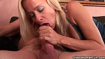Soccer Mom Payton Leigh Gets Trashed By Fat Cock