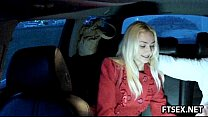 Taxi driver conceives his young passenger