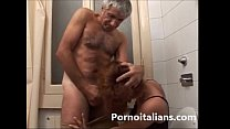 Incesto italiano - padre scopa la figlia nel cesso - Italian Father fuck pornhub video
