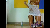 IvyBlack Babyoil B - Download mp4 XXX porn videos