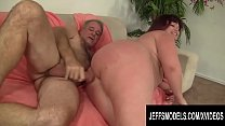 Jeffs Models - Chunky PAWG Marcy Diamond Taking Cock Compilation Part 4