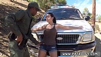 Julia bond sex police Latina Babe Fucked By the Law video