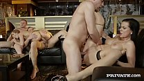 Alexis Crystal Loses Her Anal Virginity in an Orgy tumblr xxx video