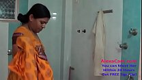 desi aunty strip tease in shower 720p