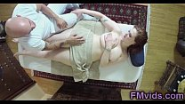 Sapphicerotica massage results in lesbian sex session - 1 part 9