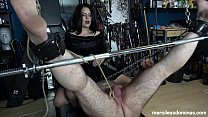 Submit to Me - Gorgeous Domina Jemma and her Toy for CBT