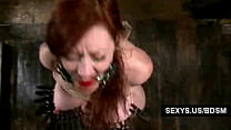 New Porn Indian: Busty redhead thumbnail