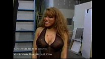 Kellie - Busty black chick sucked by man1