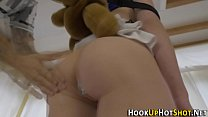 Real teen gets fingered