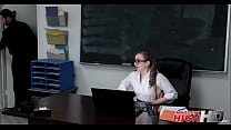 Nerdy High School Teen Fucked By Teacher thumbnail