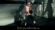 12615 Bondage Pain And Suffering For Teen Slave In BDSM Porn preview