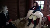 Show Us That You're Sorry - Painful Punishment from Mistress Eclipse and Princess Aurora