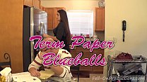 "Madisin Lee in MILF mom helps s with his ""Term Paper Blue Balls"" - 9Club.Top"