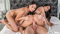 VIXEN Ariana Marie and Eliza Ibarra Are Best Friends Who Love To Have Fun Together