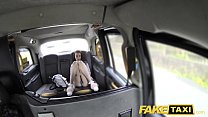 Fake Taxi Natural small tits and a nice tight smooth pussy Image