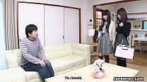 Japanese fuck doll Amiru Kinohara suck dick, uncensored