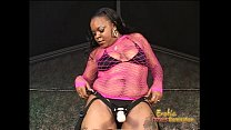 Chubby eby stripper shows off her blowjob skills  a BBC - 9Club.Top