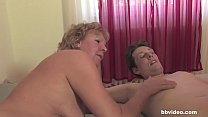 German mature and young babe fuck anal for a living Vorschaubild